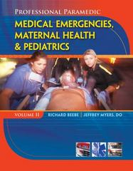 Professional Paramedic, Volume II 1st edition 9781428323513 1428323511
