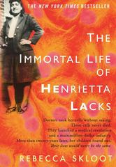 The Immortal Life of Henrietta Lacks 1st edition 9781400052172 1400052173