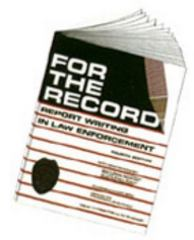 For the Record 6th edition 9780940309197 094030919X