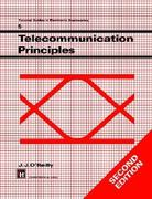 Telecommunications Principles 2nd edition 9780412437007 0412437007