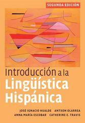 Introduccion a la linguistica hispanica 2nd Edition 9780521513982 0521513987