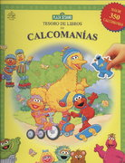 Tesoros de calcomanias, Plaza Sesamo/ Sticker Book Treasury, Sesame Street 0 9789707186316 9707186313