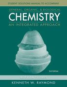 General Organic and Biological Chemistry, Student Study Guide and Solutions 3rd edition 9780470554951 0470554959