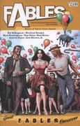 Fables Vol. 13: The Great Fables Crossover 0 9781401225728 1401225721