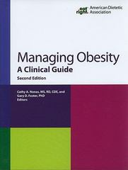 Managing Obesity 2nd Edition 9780880914253 0880914254