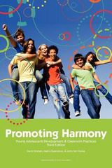 Promoting Harmony 3rd Edition 9781560902300 1560902302