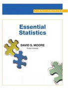 Essential Statistics 1st edition 9781429233699 1429233699