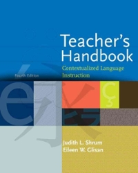 Teacher's Handbook 4th Edition 9781413033212 1413033210