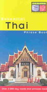 Essential Thai Phrase Book 0 9780794600396 0794600395