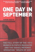 One Day in September 1st Edition 9781559706032 1559706031