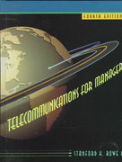 Telecommunications for Managers 4th edition 9780136464808 0136464807
