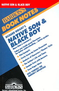 Richard Wright's Native Son and Black Boy 0 9780764191176 0764191179
