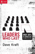 Leaders Who Last 1st Edition 9781433513183 1433513188