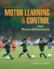 Motor Learning & Control for Practitioners 2nd Edition 9781890871956 1890871958
