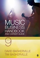 Music Business Handbook and Career Guide 9th edition 9781412976794 1412976790