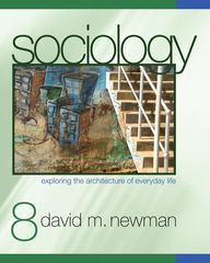 Sociology 8th edition 9781412978132 1412978130