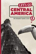 Let's Go Central America 10th edition 9781598802962 1598802968