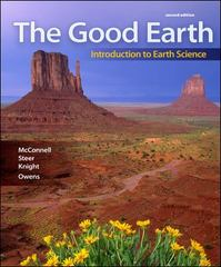 The Good Earth: Introduction to Earth Science 2nd edition 9780073369365 0073369365