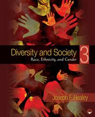 Diversity and Society 3rd edition 9781412976473 1412976472