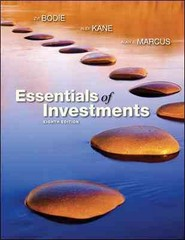 Essentials of Investments with S&P card 8th edition 9780077339180 0077339185