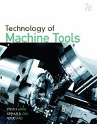 Technology of Machine Tools 7th Edition 9780073510835 0073510831