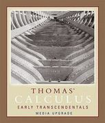 Thomas' Calculus 11th Early Transcendentals Media Upgrade, Part One plus MyMathLab 11th edition 9780321513397 0321513398