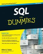 SQL For Dummies 7th edition 9780470557419 0470557419