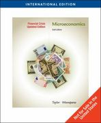 Microeconomics 6th edition 9781439081303 1439081301