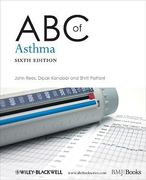 ABC of Asthma 6th edition 9781405185967 1405185961