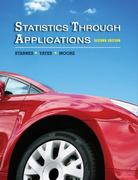 Statistics Through Applications 2nd edition 9781429219747 1429219742