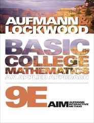 Basic College Mathematics 9th edition 9781439046968 1439046964