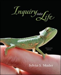 Inquiry into Life 13th edition 9780077280109 0077280105