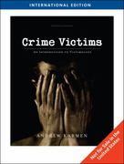 Crime Victims 7th edition 9781439042014 1439042012