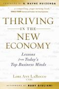 Thriving in the New Economy 1st edition 9780470557310 0470557311