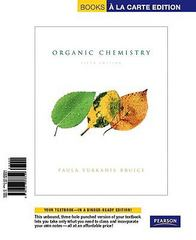 Books a la Carte for Organic Chemistry 5th edition 9780321668394 0321668391