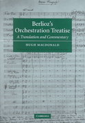 Berlioz's Orchestration Treatise 0 9780521239530 0521239532