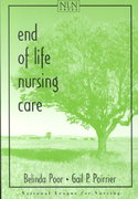 End Of Life Nursing Care 0 9780763714215 0763714216