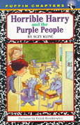 Horrible Harry and the Purple People 0 9780140382235 0140382232