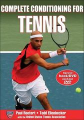 Complete Conditioning for Tennis 2nd edition 9780736069380 0736069380