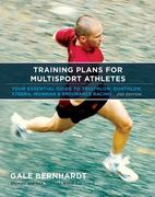 Training Plans for Multisport Athletes 2nd edition 9781931382922 1931382921