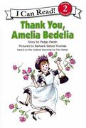 Thank You, Amelia Bedelia 0 9780064441711 0064441717
