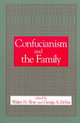Confucianism and the Family 1st Edition 9780791437360 0791437361