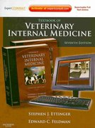 Textbook of Veterinary Internal Medicine Expert Consult 7th edition 9781416065937 1416065938