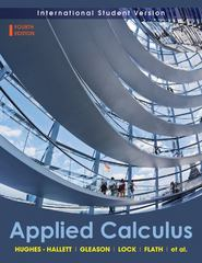 Applied Calculus 4th edition 9780470505892 0470505893