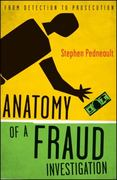Anatomy of a Fraud Investigation 1st edition 9780470560471 0470560479