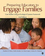 Preparing Educators to Engage Families 2nd edition 9781412974370 1412974372