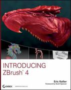 Introducing ZBrush 4 1st edition 9780470527641 0470527641