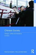 Chinese Society 3rd edition 9780415560740 0415560748