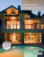 Architectural Drafting and Design 6th edition 9781435481626 1435481623