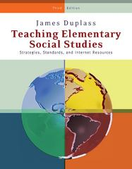 Teaching Elementary Social Studies 3rd edition 9780495812821 049581282X